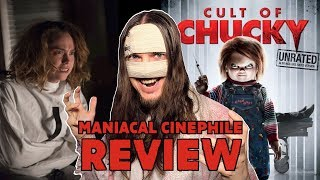 Cult Of Chucky – Movie Review | Maniacal Cinephile