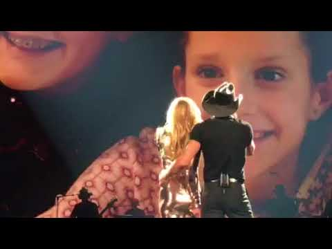 Tim McGraw Faith Hill Its Your Love Soul2Soul Brooklyn 2017