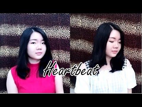 Heartbeat - Christopher ft Hanin Dhiya ( Natasya Febrilia Cover) Mp3