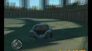 lkz ps3 grand theft auto 4 destruction derby round 2 derby 1