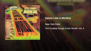 Dance Like A Monkey