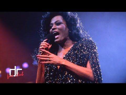 Diana Ross - Live in Rotterdam [1994] (Full Concert)