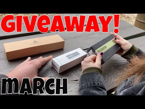 """""""Better Prizes"""" Giveaway! (Frankie's keeping her Sebenza)"""