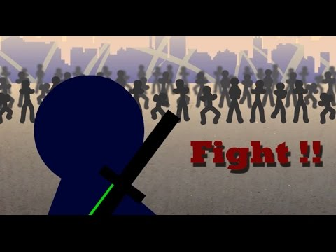 Epic Stickmen Fighting - 45 Minutes Compilation