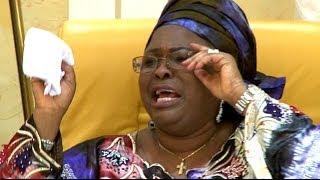Repeat youtube video Chibok Girls: First Lady Breaks Down In Tears