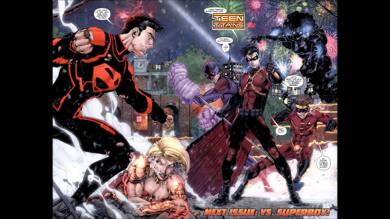Injustice gods among us teen titans and new 52 dlc hd youtube voltagebd