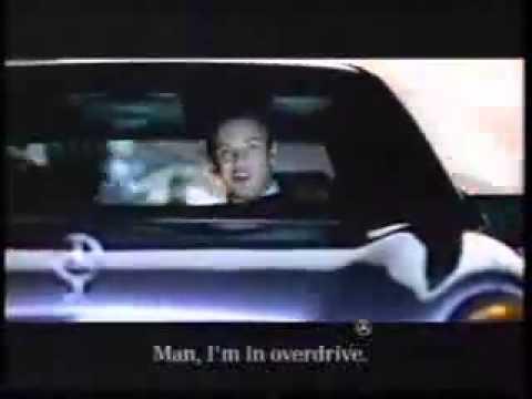 Mercedes CLK Unusual Michael Bay Karaoke Commercial