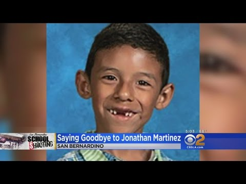 Funeral Held For Boy Killed In North Park Elementary School Shooting