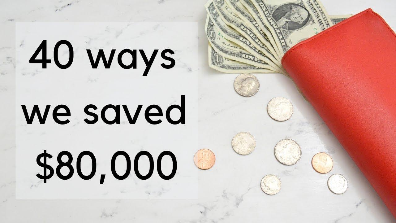 How to Save Money Like a Minimalist  Minimalist Money Saving Tips