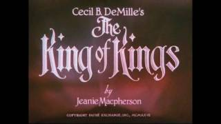 (Silent Movie) The King of Kings (1927) - [1/16]