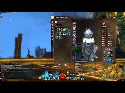 Guild Wars  Dragonhunter Pve Build