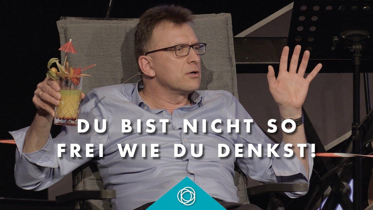 Du bist nicht so frei wie du denkst · Matthias C. Wolff