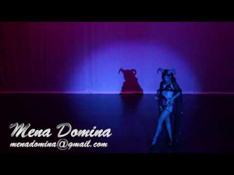 """Mena Domina """"The Succubus"""""""