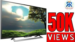 Sony Bravia 48 Inch KLV-48W562D Unboxing Review setup