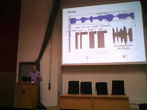 Talk by Joshua Smith at ECE TUC (Jul 3, 2014)