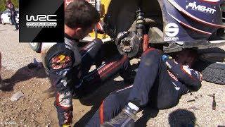 WRC 2018: TECH SPECIAL Mechanical skills