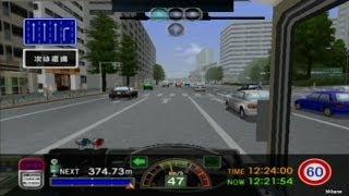 Tokyo Bus Annai 2 Gameplay Part.1