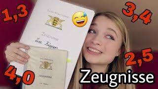 Abitur?!😅 - Meine Zeugnisse📚 / Couch Kult