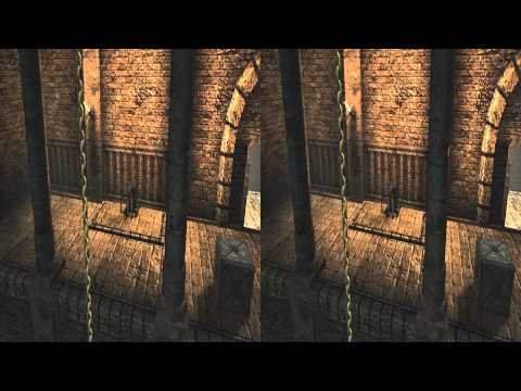 ICO PS3 HD Stereoscopic 3D Gameplay