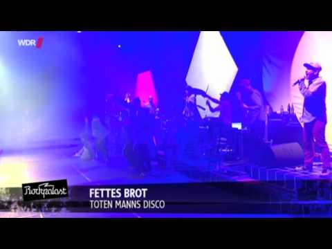 Fettes Brot Rockpalast 28.12.13 Live Köln Lanxess Arena
