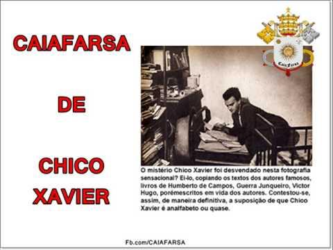 DESVENDADO O MISTERIO DE CHICO XAVIER - YouTube