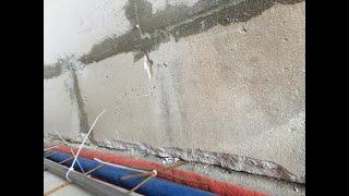 Штукатурный фасад разрушает газобетон.