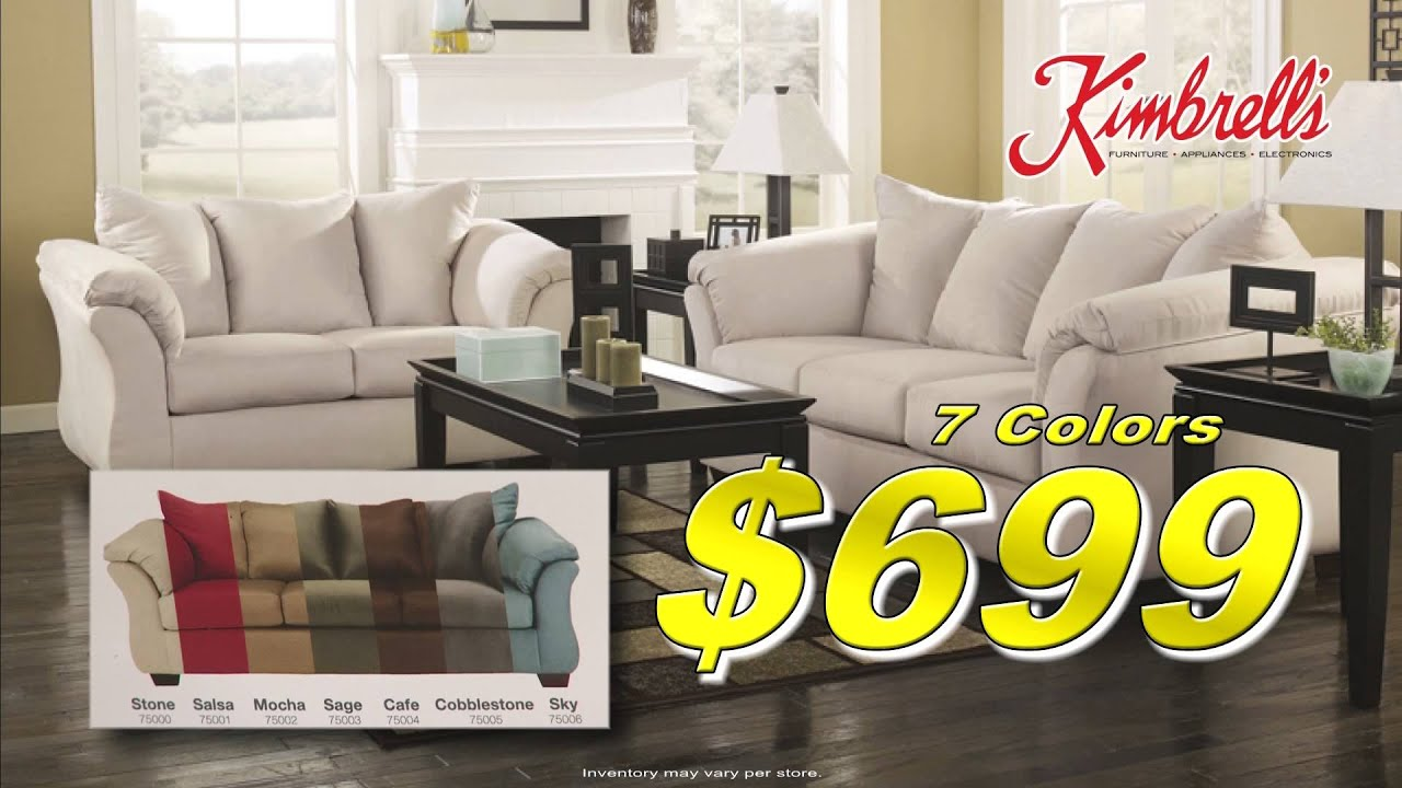 Kimbrell's Living Room Sets