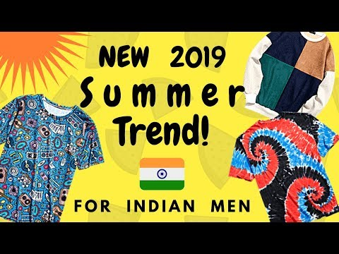 5 SEXIEST Summer Fashion Trends For Indian Men | Summer Fashion Guide | Men's SUMMER fashion India thumbnail