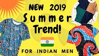 5 SEXIEST Summer Fashion Trends For Indian Men | Summer Fashion Guide | Men's SUMMER fashion India