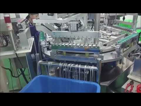 Infusion Set Automatic Assembly Machine