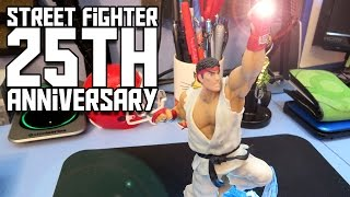 Street Fighter 25th Anniversary Collection Unboxing