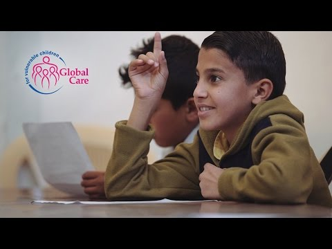Global Care in Lebanon - Education for Syrian Refugees