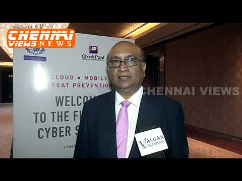 (SICCI) Interactive Session on Future Cyber Security held in Chennai
