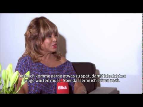 Tina Turner Interview - 5 Aug 2014