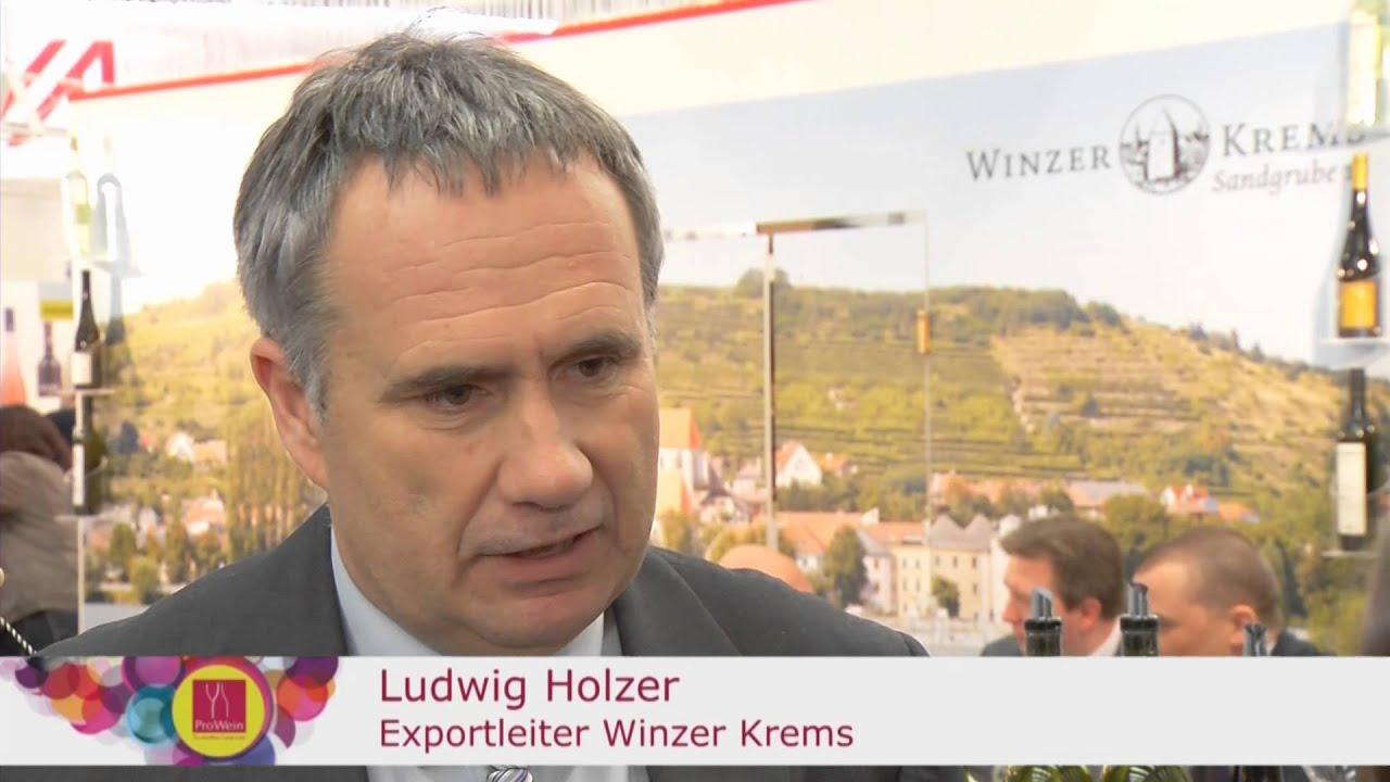 ProWein 2013: Winzer Krems und fruchtige Weine
