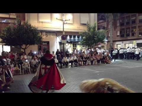 Moros i christianos, Sagunto Spain. 2016. Part III