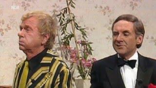 Sketche und lustiges aus dem deutschen Fernsehen mit Harald Juhnke,...
