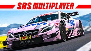 Online SRS Multiplayer Rennen | RaceRoom Racing Experience DTM Saison 2016 Deutsch | Gameplay German