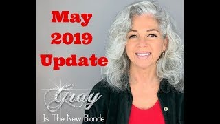 May 2019 Documentary Update - Gray Is The New Blonde
