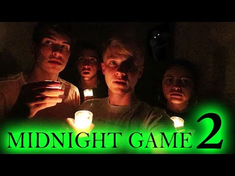 THE MIDNIGHT GAME // 3 AM CHALLENGE (he's back)