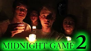THE MIDNIGHT GAME // 3 AM CHALLENGE (he