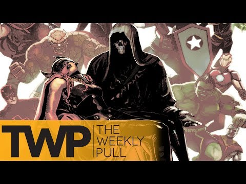 The Death of Thor & so much more   The Weekly Pull Podcast