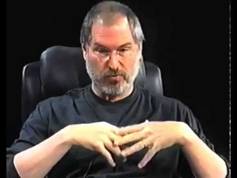 Steve Jobs in 2003 at D1 the First D All Things Digital Conference (Enhanced Quality)
