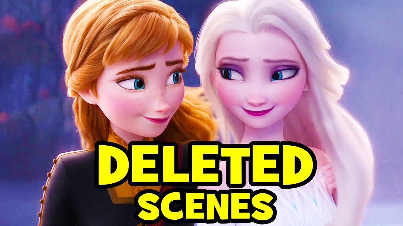 Download 14 Amazing Frozen 2 DELETED SCENES You Never Got To See!