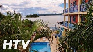 Hotel Casona de La Isla en Flores, Guatemala