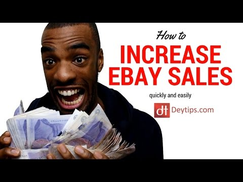 Selling On Ebay Quickly And Easily