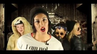 Bridesmaids Paradise Music Video - Gangsters Paradise Remix