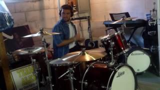 Sam- Jason Derulo- Kiss the Sky- Drum Cover