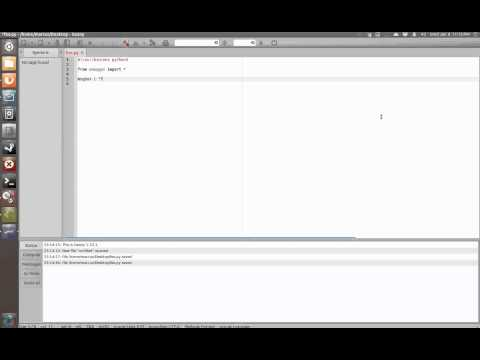 Python Tutorial - EasyGUI Part 1 - Message Box - YouTube