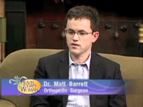 Health and Today's Woman with Dr. Kelly Williams/Dr. Matthew Barrett